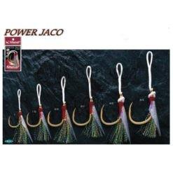 anzuelo shout power jaco assist