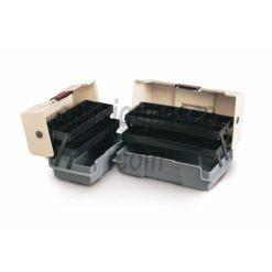 caja zebco 2 bandejas S