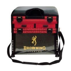 caja browning ambition seat box