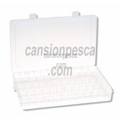 caja zebco vario plastic bait box L