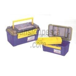 caja estanca meiho water guard 108
