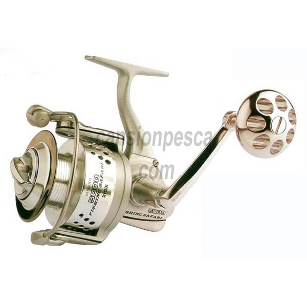 carrete ryobi metaroyal 5000a fishing safari