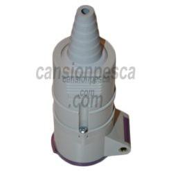 enchufe fibra base para alargador