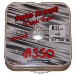 nylon asso double strength doppia forza 100m