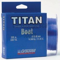 nylon grauvell titan boat 300m