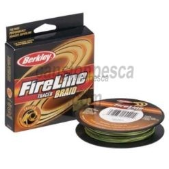 trenzado berkley dyneema fireline tracer braid 270m