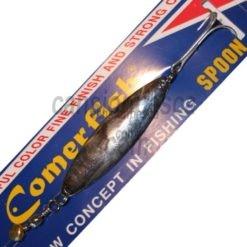 pez cucharilla comerfish simple niquel