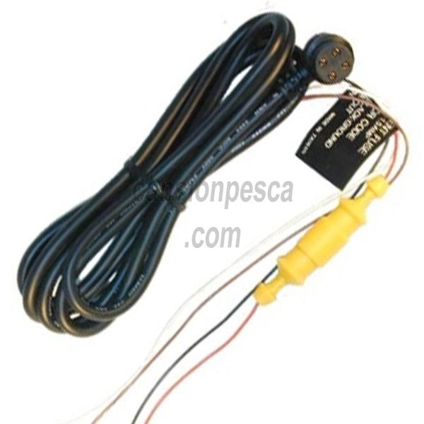 cable alimentacion y salida de datos 72h (50A101)
