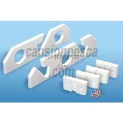 soporte caña pared fentress marine space saver 3 cañas