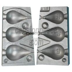molde de plomo arlesy 100/150/200gr nº 23 e6