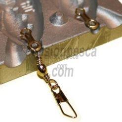 molde de plomo zip 120/150/180/200gr n