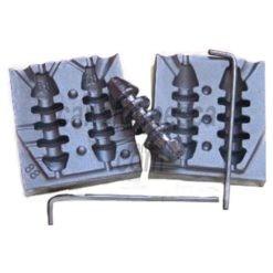 molde de plomo feeder inline 60/80gr n