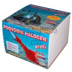farol calamar dtd underwater halogen lamp profi