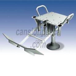 silla de combate normic con reposapies 031A