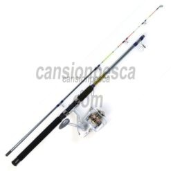 carrete grauvell pro 60F + caña grauvell pro boat 180