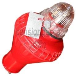 luz automatica aro salvavidas homologada