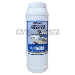 sadira polvo limpiador fiberglass 500ml