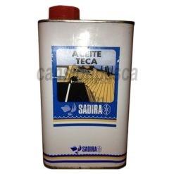 sadira aceite de teca 1L
