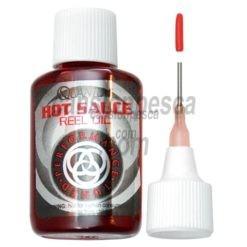 aceite quantum hot sauce reel oil