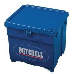 caja mitchell asiento