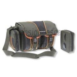 bolsa cormoran macuto spintec spin anglers bag modelo 1203
