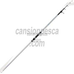 caña iridium silver telesurf carbon 420