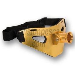 cinturon linea effe aluminio