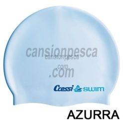 gorro natacion cressi silicona