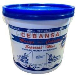 cebo engodo cebansa pasta anchoa y sardina 3kg