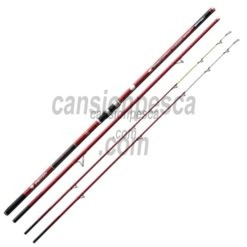 caña fishing ferrari carborex pacific cast (twin tip) 4.20m