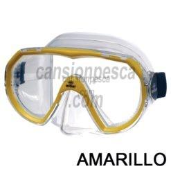 mascara beuchat x optimo silicona transparente