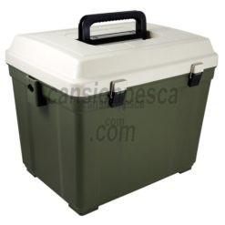 caja linea effe seat box con bandolera y bandeja