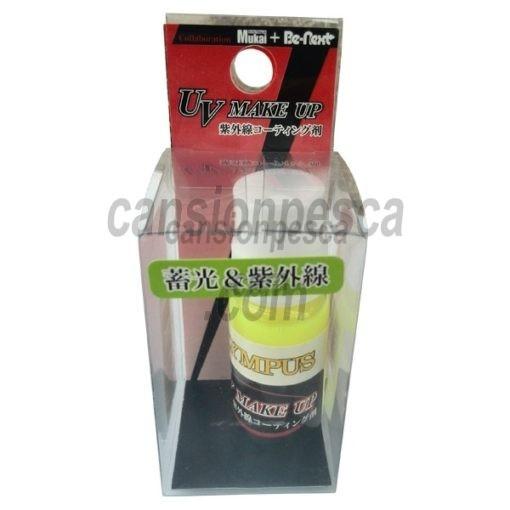 barniz olympus uv make up fosforescente