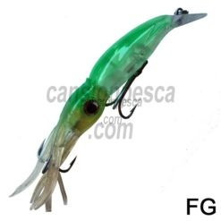 pez calamar blue fox squiddy 10cm