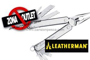 6 multiherramientas Leatherman a precio Outlet
