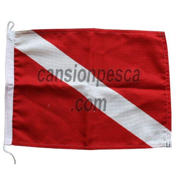 bandera pesca submarina