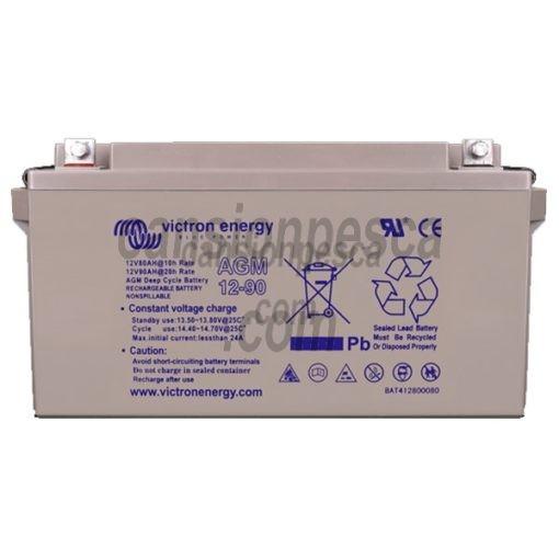 bateria victron energy agm deep cycle