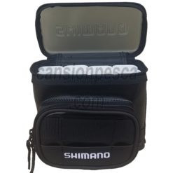 bolsa shimano porta señuelos lure case large