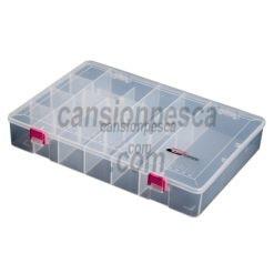 caja cinnetic extra long minnow box