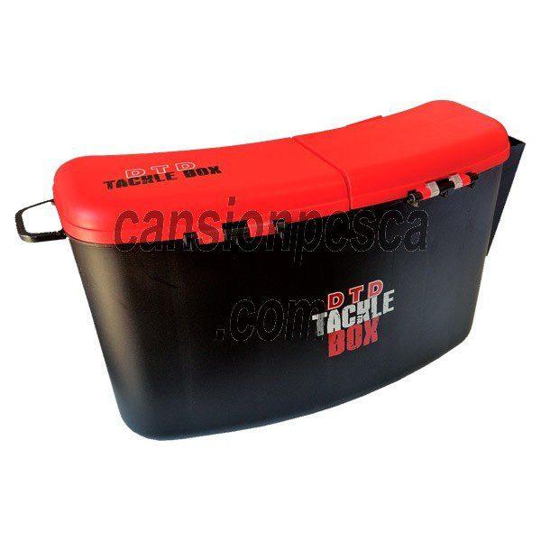 caja dtd riñonera porta cebos tackle box