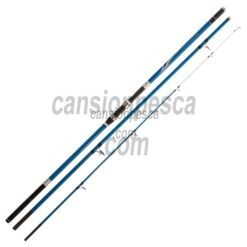 caña cinnetic blue win evolution 420