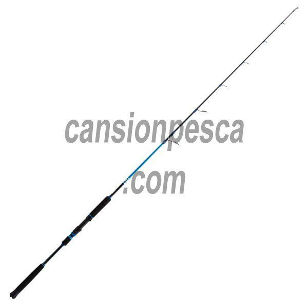 caña cinnetic blue win jigging 180m