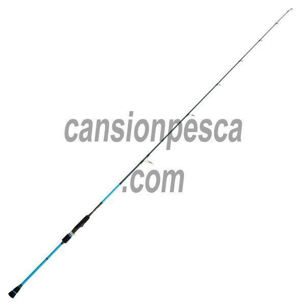 caña cinnetic blue win slow jigging 190m