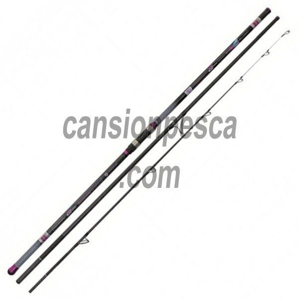 caña cinnetic explorer black flexi hybrid 4.20m