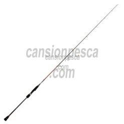 caña cinnetic rextail light jigging 180ml