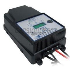 cargador bateria s.p.e. electronica multivoltaje 20/25ah