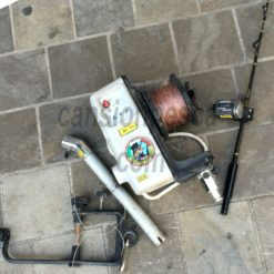 carrete-electrico-kristal-fishing-xl-90-segunda-mano