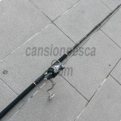 carrete ryobi oasis 8000 + caña penn trq halibut 2.36 50lb segunda mano