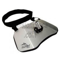 cinturon normic aluminium big game stand up belt 051s