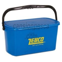 cubo zebco angling bucket